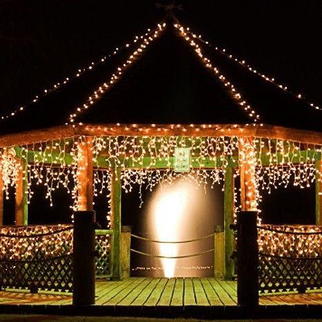 e20a404d0e4 300 LED valguskardin «jääpurikad» soe valge värvi