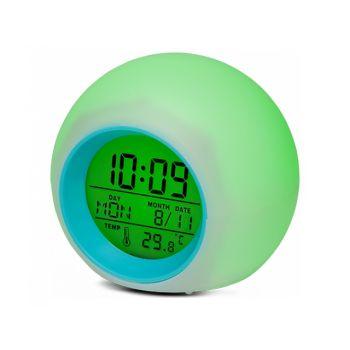 22a001d6a63 Äratuskell termomeetri ja tähistaeva projektoriga